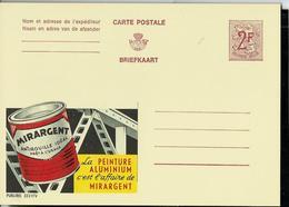 Publibel Neuve N° 2231 ( MIRARGENT - Peinture Aluminum ) - Enteros Postales