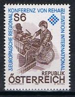 Oostenrijk Y/T 1496 (**) - 1945-.... 2ème République