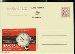 Publibel Neuve N° 2239  ( BRACOR  Montre; Horlogerie ) - Werbepostkarten