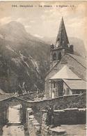 LA GRAVE   ( H Alpes  )  L'EGLISE - Other Municipalities