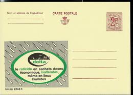 Publibel Neuve N° 2245 ( DELTA  Raticide En Sachets; Ou Adoptez Un Chat) - Werbepostkarten