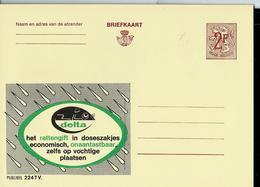 Publibel Neuve N° 2247 ( DELTA  Raticide En Sachets; Ou Adoptez Un Chat) - Werbepostkarten