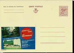 Publibel Neuve N° 2251  ( PETROGAZ En Bouteille Ou En Citerne) - Werbepostkarten