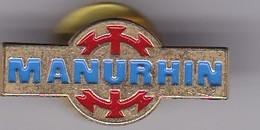 Pin's - Tir Sportif - MANURHIN - Marques