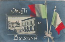 2b.378.  Saluti Da BOLOGNA - 1912 - Bologna