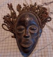 Congolees Masker Chokwe - Art Africain