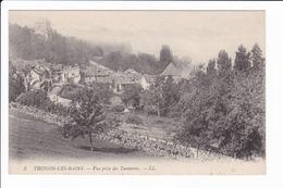 3 - THONON-LES-BAINS - Vue Prise Des Tanneries - Thonon-les-Bains