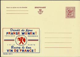 Publibel Neuve N° 2257 ( VIN DE FRANCE - Alcoolisme Garantie ) - Werbepostkarten