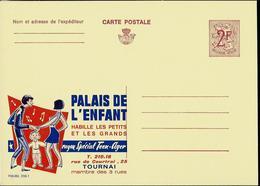 Publibel Neuve N° 2258 ( PALAIS DE L'ENFANT  à Tournai) - Werbepostkarten