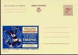 Publibel Neuve N° 2259  ( THERMIC; Vêtements Pour Sportifs- Frileux ....) - Werbepostkarten