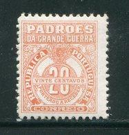 PORTUGAL- Timbre Taxe Y&T N°44- Neuf Avec Charnière * - Portomarken