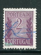 PORTUGAL- Timbre Taxe Y&T N°67- Oblitéré - Port Dû (Taxe)