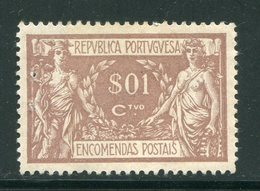 PORTUGAL- Colis Postaux Y&T N°1- Neuf Sans Gomme - Colis Postaux