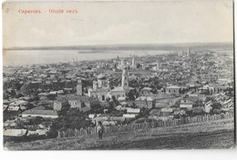 SARATOV (Russie) Vue De La Ville - Russia