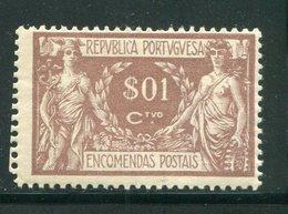 PORTUGAL- Colis Postaux Y&T N°1- Neuf Avec Charnière * - Neufs