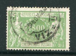 PORTUGAL- Colis Postaux Y&T N°12- Oblitéré - Colis Postaux
