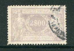 PORTUGAL- Colis Postaux Y&T N°13- Oblitéré - Colis Postaux