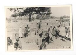 KOUMI (Burkina Faso) Photographie Chantier De L'église De Kokorowé 1959 - Burkina Faso