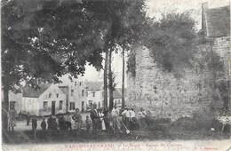 Wargnies-le-Grand NA2: Le Mazil. Ruines Du Château 1910 - France