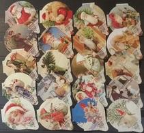 20 KRD Schweiz - St. Nikolaus - Weihnachten  - 779 - Riegel - Opercules De Lait