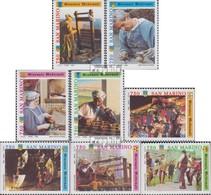 San Marino 1654-1661 (kompl.Ausg.) Postfrisch 1996 Mittelalterliche Tage - Unused Stamps
