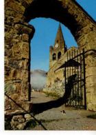 05  LA GRAVE Porche De L'Eglise XII°s - Other Municipalities