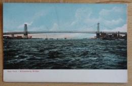 Williamsburg Bridge New York USA - Ponts & Tunnels