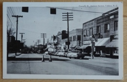 Connely Street Business Saction Valdese North Carolina USA - Etats-Unis