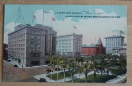 U.S. Grant Hotel And Plaza San Diego California USA - San Diego