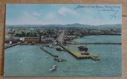 Waterfront San Diego California USA - San Diego