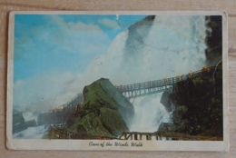 New York Niagara Falls American Falls Cave Of The Winds Walk USA - NY - New York