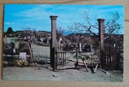 Cementery Virginia City - Etats-Unis