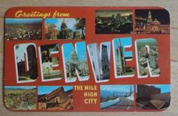Denver Colorado - Denver