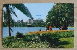 Ahgebilt Hotel Orlando's Finest Lake Eola Florida - Orlando