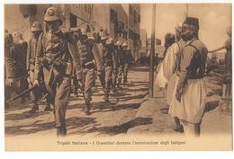 Cartolina - Postcard, Non Viaggiate (Unsent), Tripoli Italiana, I Granatieri - Guerres - Autres
