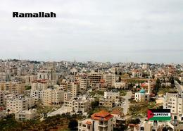 Palestine Ramallah View West Bank New Postcard Palästina AK - Palästina