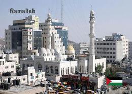 Palestine Ramallah Mosque New Postcard Palästina AK - Palästina