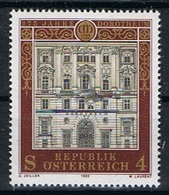 Oostenrijk Y/T 1526 (**) - 1945-.... 2ème République