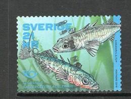 Zweden 2018, Yv 3206,  Hoge Waarde, Gestempeld - Sweden