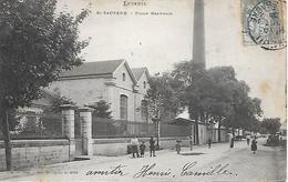 LUXEUIL -  SAINT- SAUVEUR -  USINE BEAUDOIN - Luxeuil Les Bains