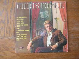 """33 Tours 30 Cm - CHRISTOPHE   - AZ 6   """" LES MARIONNETTES """" + 10 - Dischi In Vinile"""