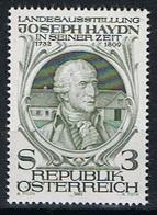 Oostenrijk Y/T 1532 (**) - 1945-.... 2ème République