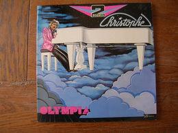 """33 Tours 30 Cm - CHRISTOPHE   - MOTORS 2676201   """" SOUVENIRS """" + 15 ( 2 DISQUES ) - Vinyl-Schallplatten"""