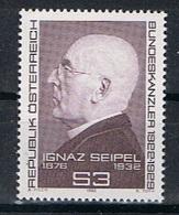 Oostenrijk Y/T 1542 (**) - 1945-.... 2ème République