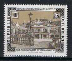 Oostenrijk Y/T 1549 (**) - 1945-.... 2ème République