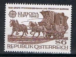 Oostenrijk Y/T 1541 (**) - 1945-.... 2ème République