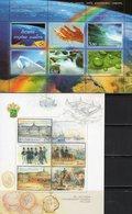Zaren-Zollamt 2002 Russia Blocks 47+84 ** 11€ Petersburg Reiter Blauer Planet Erde Hoja S/s Blocs Sheets Bf History - Unused Stamps