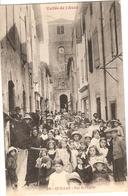 11 QUILLAN Rue De L'église - Autres Communes