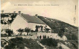 MEAULNE - PIONRIS Et Les CÔTES MATELAIRES - - France