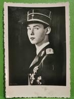 Petit Photo. Libération. Prince Jean - 1940-1944 German Occupation